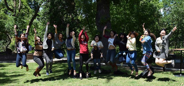 blog Image From California State University, Chico ALCI: End of session photos!