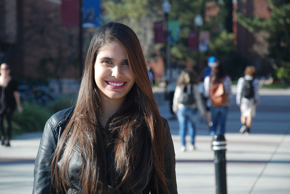 blog Image Interview with California State University, Chico student Julia Perdigao Guerra