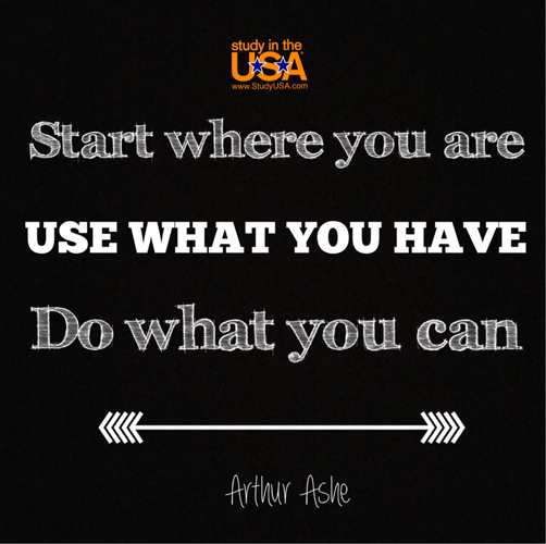 Arthur Ashe Quotes: Monday Quote By Arthur Ashe
