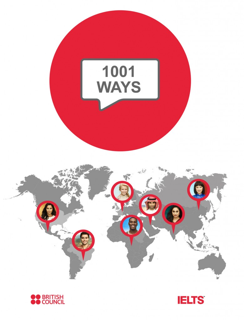blog Image Introducing the IELTS '1001 Ways' app from British Council!