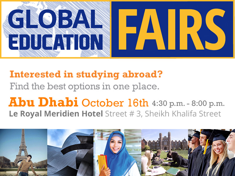 blog Image BMI Global Education Fair:  Dubai October 14th-15th