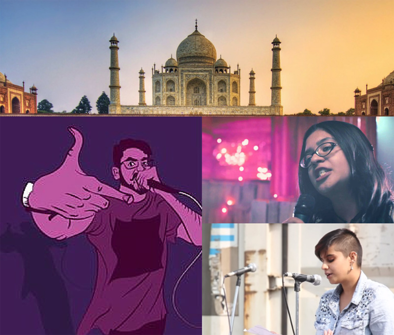 blog Image India's First National Youth Poetry Slam in 2016