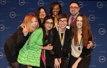 blog Image International Student Recipients of the 2014 SUNY Chancellor's Award!
