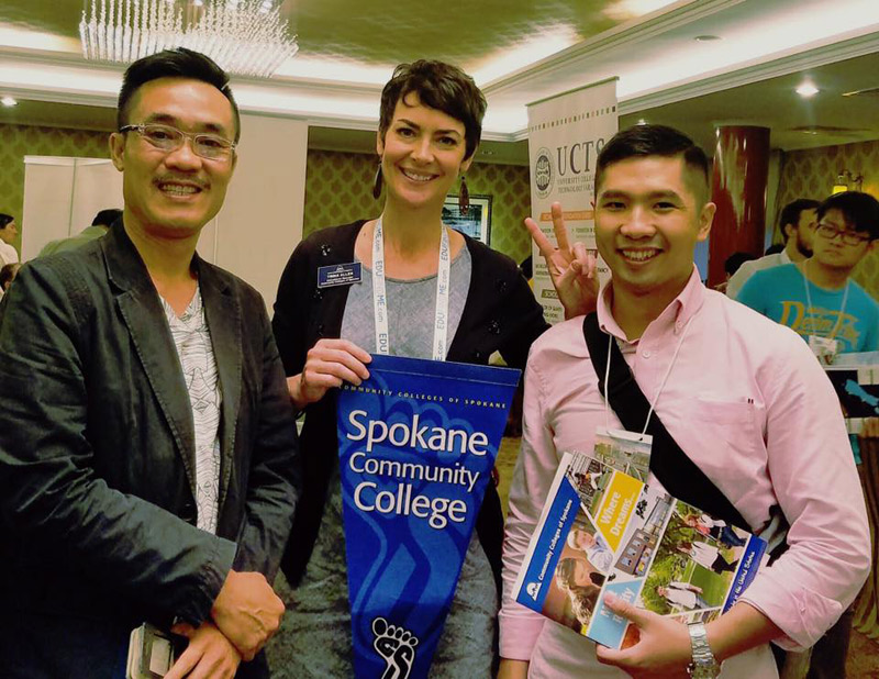 Blog post image for Community Colleges of Spokane is Touring Japan!