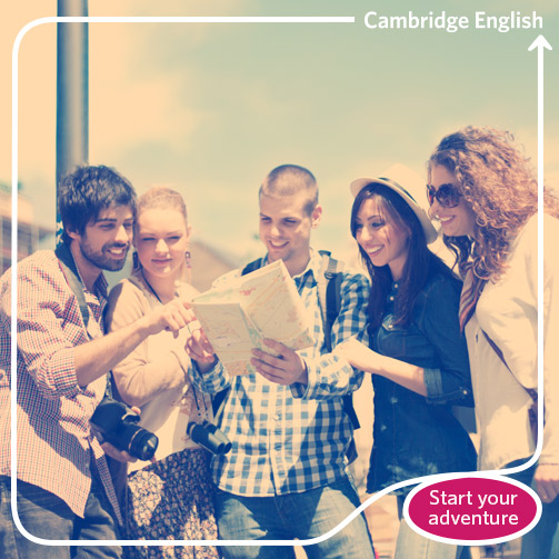 blog Image From Cambridge English - Start Your Adventure