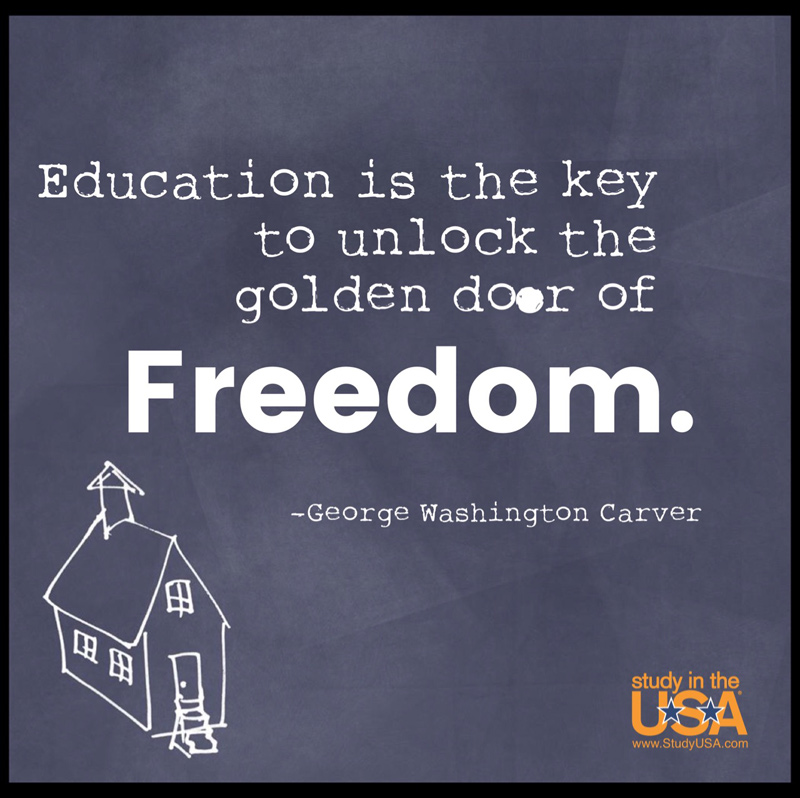 Blog post image for Monday Quote by George Washington Carver