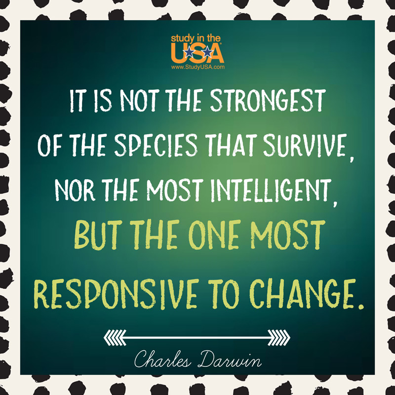 Blog post image for Monday Quote by Charles Darwin