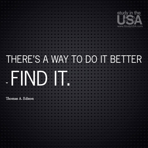 blog Image Monday Quote by Thomas Edison