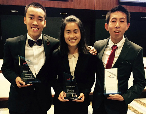 blog Image Embry-Riddle Aeronautical University Students in Top 10 at Future Business Leaders of America Competition!