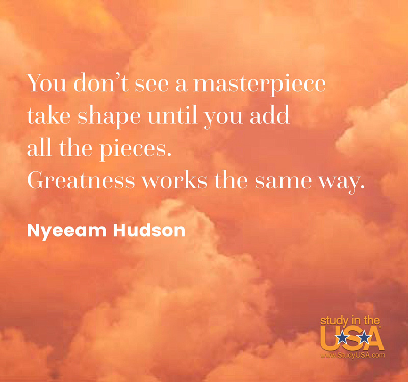 blog Image Monday Quote by Nyeeam Hudson