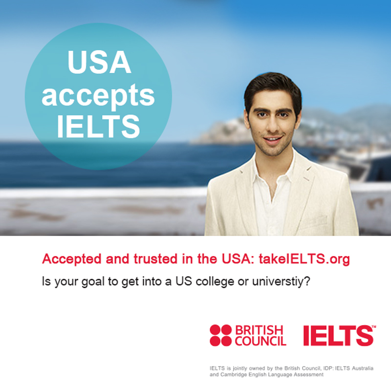 Blog post image for #takeIELTS to reach your goal of studying abroad!