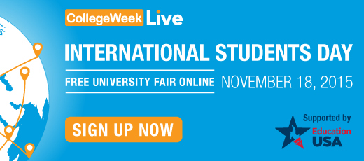 blog Image International Students Day Fair - November 18!