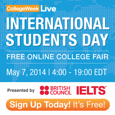 blog Image May 7 is International Students Day on College Week Live!