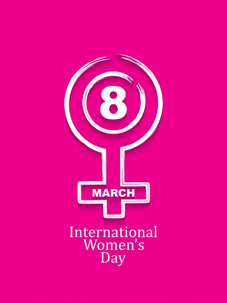 blog Image International Women's Day is March 8!