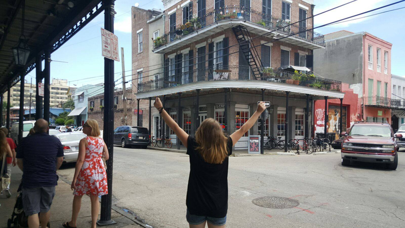 blog Image From Student Blogger Kayleigh: Things I learned in New Orleans