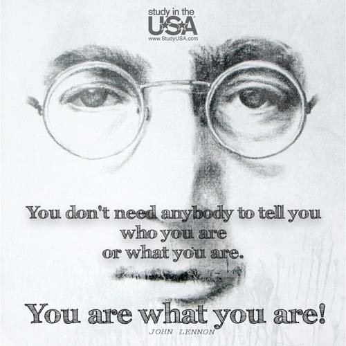 blog Image Monday Quote by John Lennon