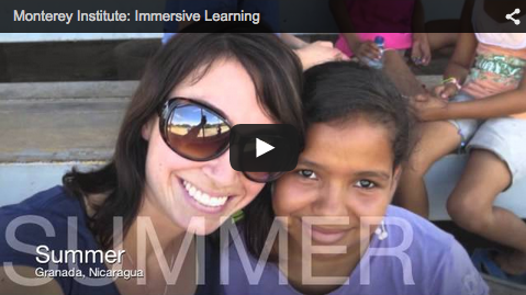 blog Image Video: The Monterey Institute of International Studies Immersive Learning Program