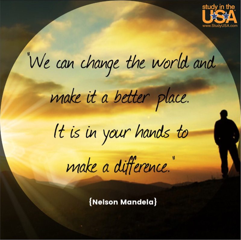 Blog post image for Monday Quote by Nelson Mandela