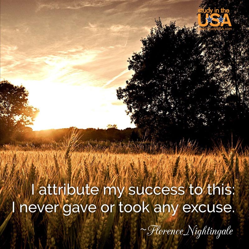blog Image Monday Quote by Florence Nightingale