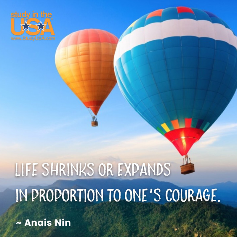 blog Image Monday Quote by Anais Nin