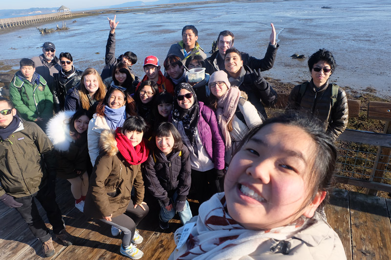 Blog post image for From Student Blogger Nita: Nisqually Wildlife Refuge Hiking Trip!