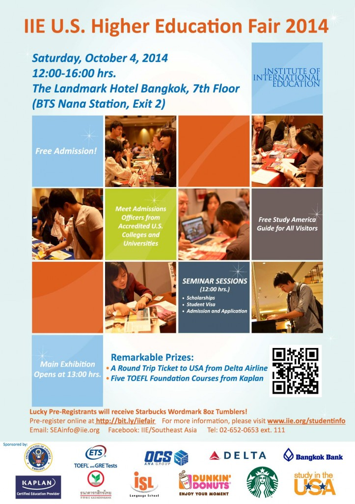 blog Image IIE International Education Fairs in Hong Kong & Bangkok