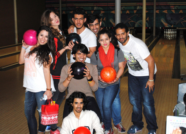 blog Image Holiday Bowling Party at Rice University!