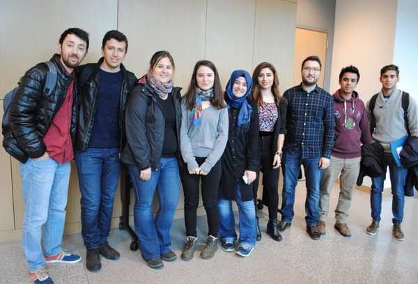 blog Image From Rice University's Intensive English Program: Meet and Greet!