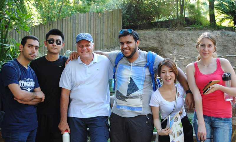 blog Image From the Rice University IEP: Rice ESL Students Do the Zoo!
