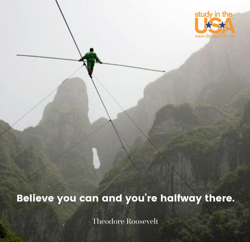 Blog post image for Monday Quote by Theodore Roosevelt
