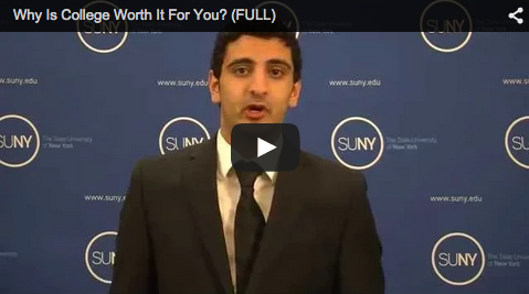 blog Image From State University of New York (SUNY) - Why Is College Worth It For You?