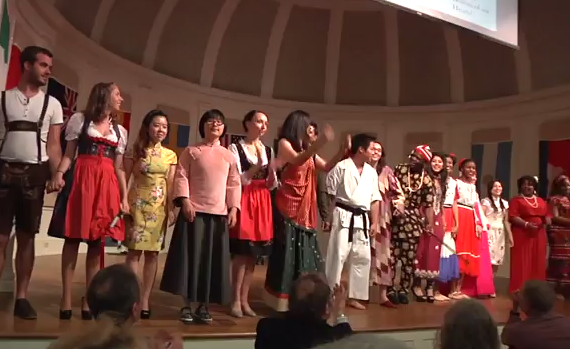 blog Image Video: The Georgia College 29th International Dinner