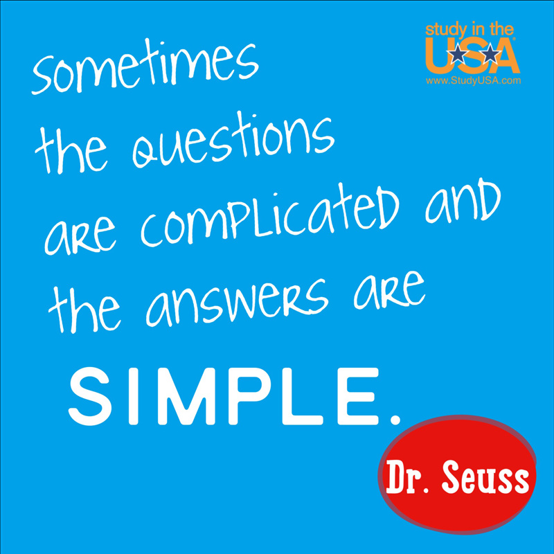 Blog post image for Monday Quote by Dr. Seuss