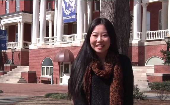 blog Image Video: From the Georgia College International Department: Student Leah Lee