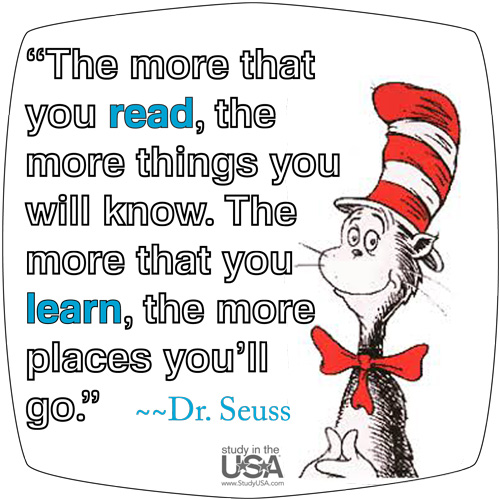 blog Image Monday Quote by Dr. Seuss