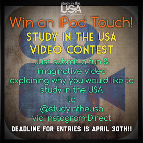 blog Image Study in the USA Student Video Contest!