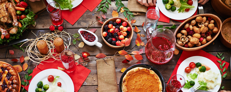 Blog post image for How to Host A Stylish and Tasty Friendsgiving