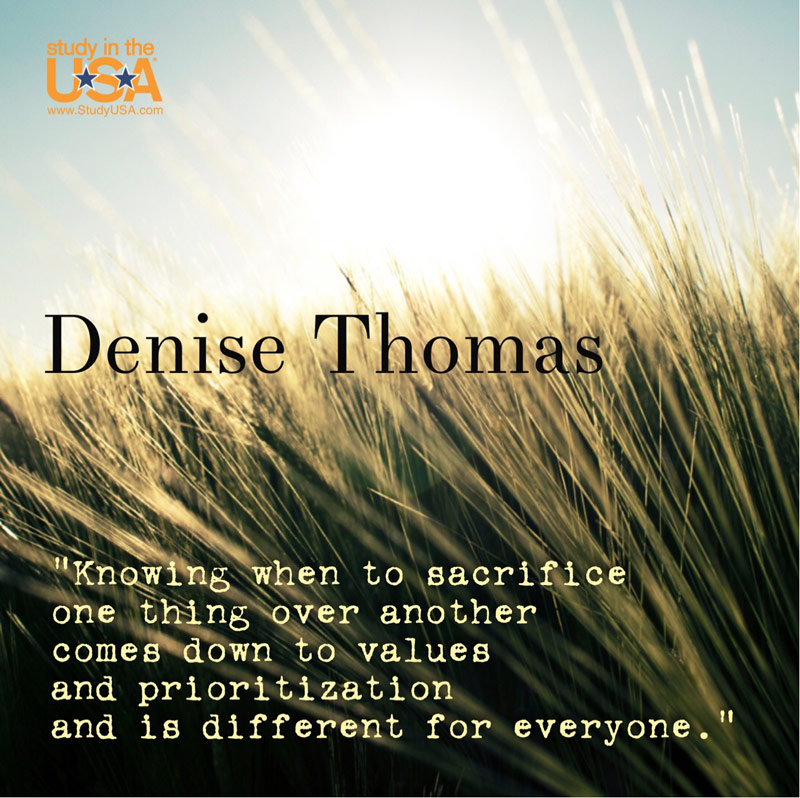 blog Image Monday Quote by Denise Thomas