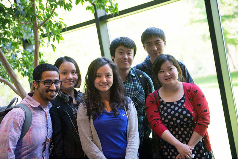 Blog post image for International Student Visit Day at the University of Dayton: March 26