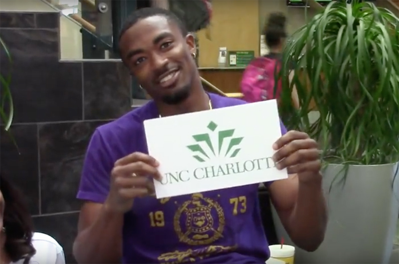 blog Image From University of North Carolina Charlotte: You Are Welcome Here!