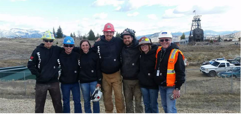 blog Image University of Nevada Reno Students Receive First Place at Intercollegiate Mining Competition!