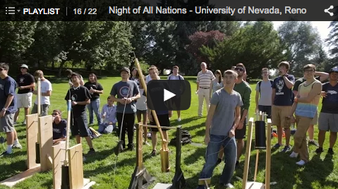 blog Image Night of All Nations video: from University of Nevada, Reno