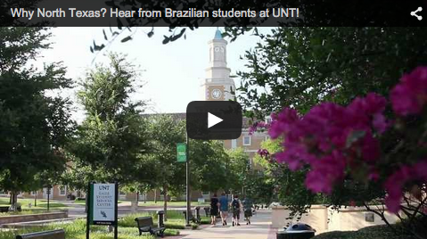 blog Image Video: From the University of North Texas: Hear from Brazilian Students at UNT
