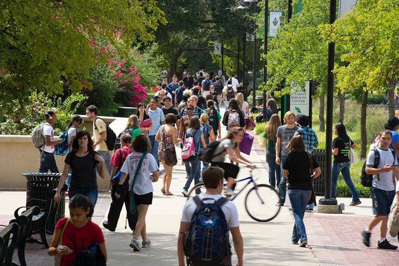 Blog post image for From University of North Texas: You Are Welcome Here!