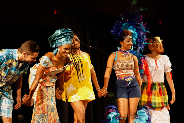 blog Image University of Texas at Arlington Fashion Show Features International Students!