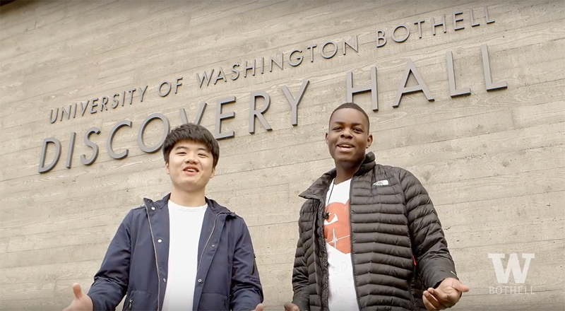 Blog post image for From University of Washington - Bothell: You Are Welcome Here!