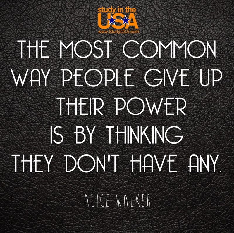 Blog post image for Monday Quote by Alice Walker