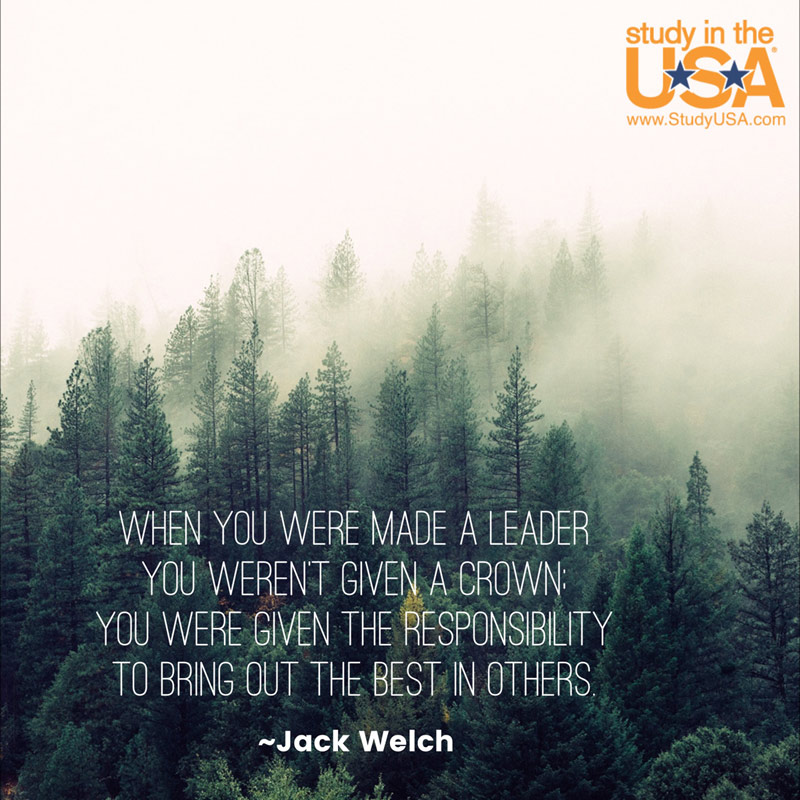 Blog post image for Monday Quote by Jack Welch