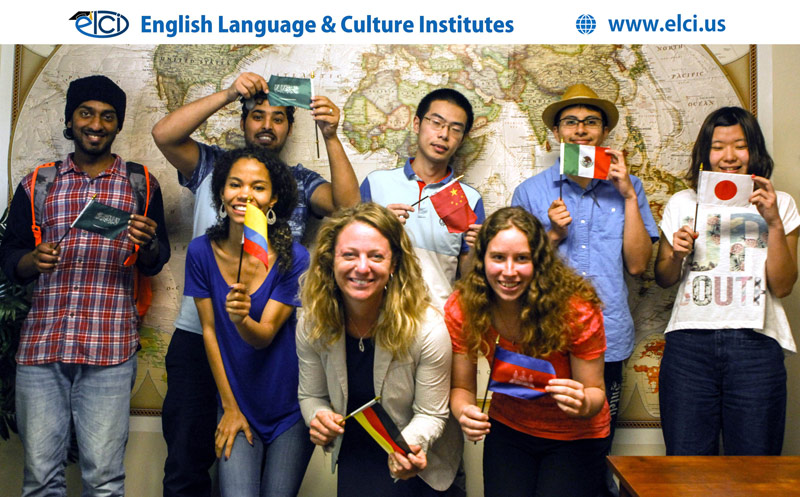 blog Image From The English Language & Culture Institute: You Are Welcome Here!