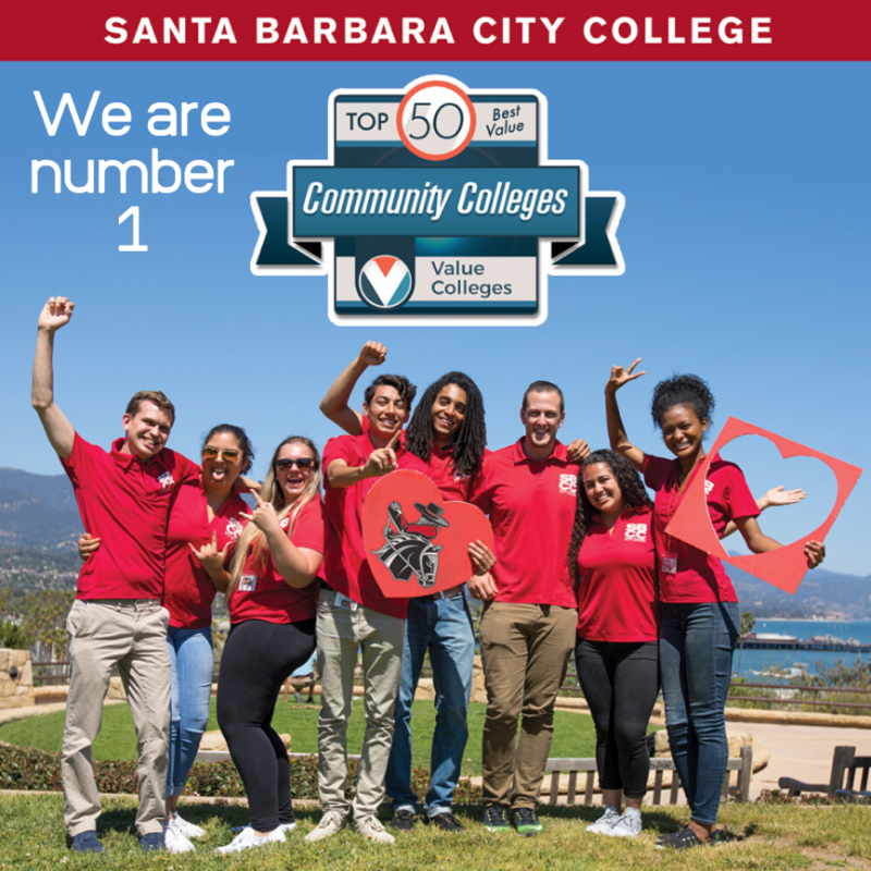 Blog post image for Enter the U.S. college system at Santa Barbara City College (SBCC)